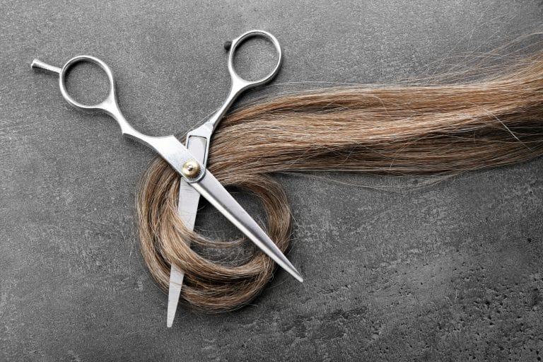 ¿Por qué te cortas el pelo después del embarazo?